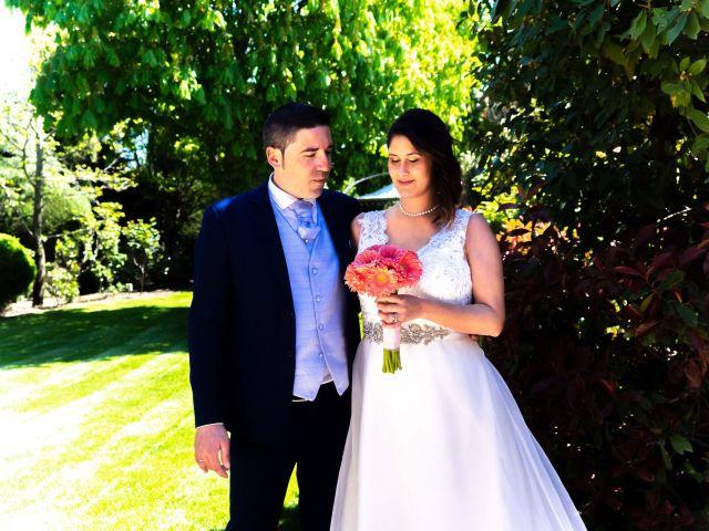 La boda de Alberto y Beatriz en Guadarrama, Madrid 22