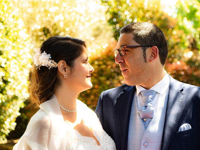 La boda de Alberto y Beatriz en Guadarrama, Madrid 24