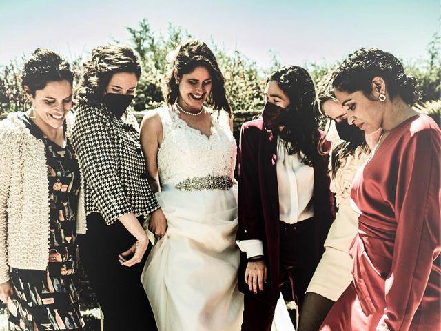 La boda de Alberto y Beatriz en Guadarrama, Madrid 26