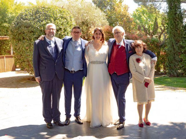 La boda de Alberto y Beatriz en Guadarrama, Madrid 29