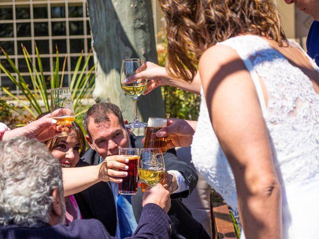 La boda de Alberto y Beatriz en Guadarrama, Madrid 31
