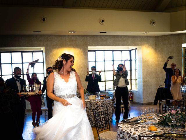 La boda de Alberto y Beatriz en Guadarrama, Madrid 35