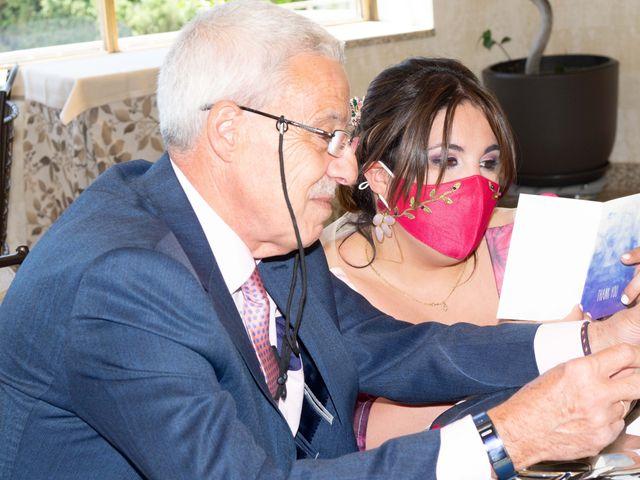 La boda de Alberto y Beatriz en Guadarrama, Madrid 36
