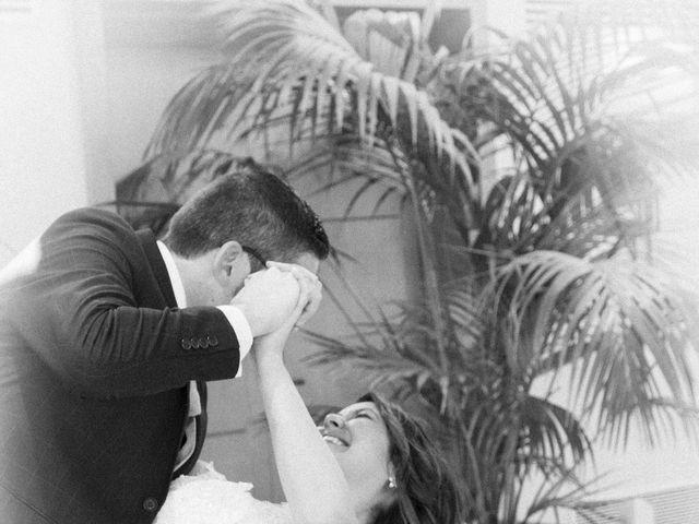 La boda de Alberto y Beatriz en Guadarrama, Madrid 43
