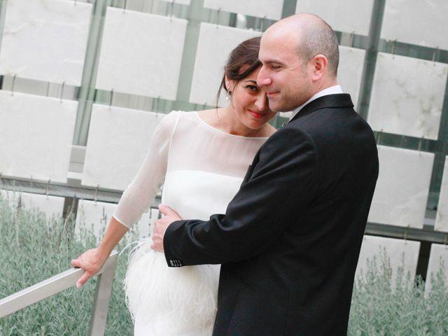 La boda de Julia y Marcos