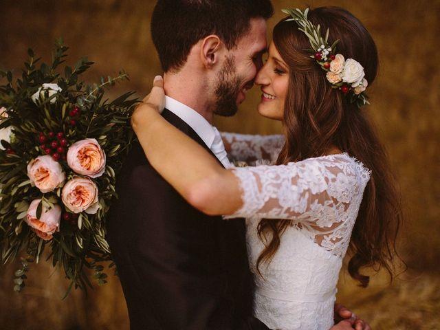 La boda de Loida y Tim