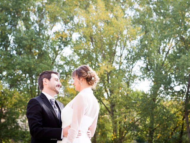 La boda de Susana y Mikel