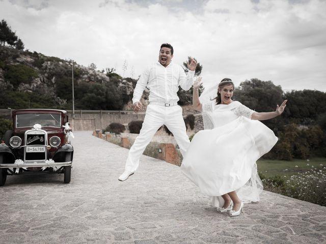 La boda de Pablo y Lorena en Santa Maria (Isla De Ibiza), Islas Baleares 1