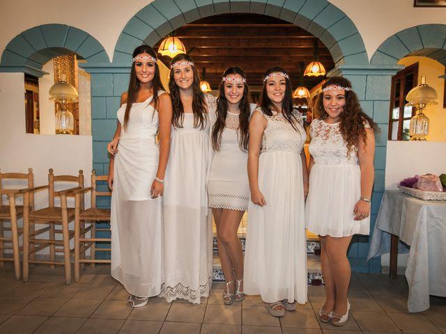 La boda de Pablo y Lorena en Santa Maria (Isla De Ibiza), Islas Baleares 8