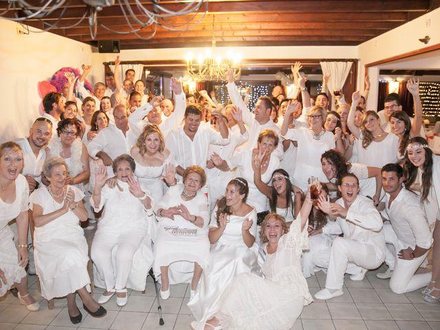 La boda de Pablo y Lorena en Santa Maria (Isla De Ibiza), Islas Baleares 2