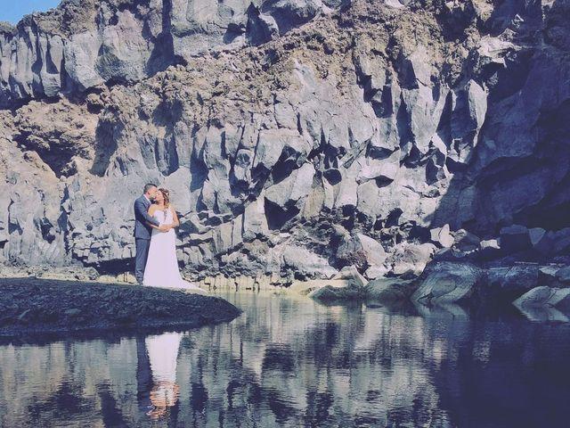 La boda de Cristo y Rosi en Santa Cruz De La Palma, Santa Cruz de Tenerife 7