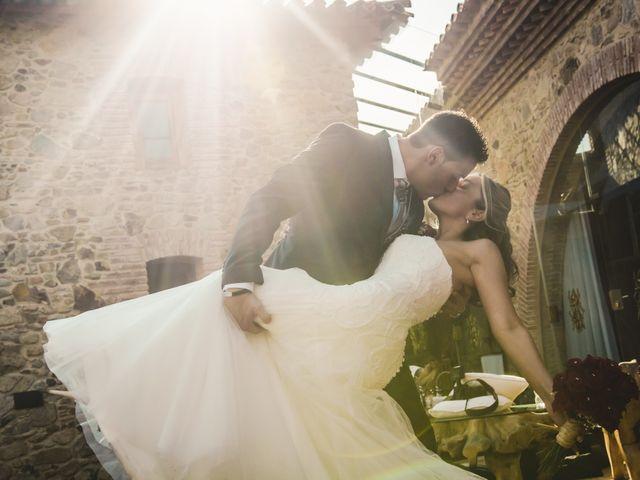 La boda de Rubén y Laura  en Sant Fost De Campsentelles, Barcelona 6