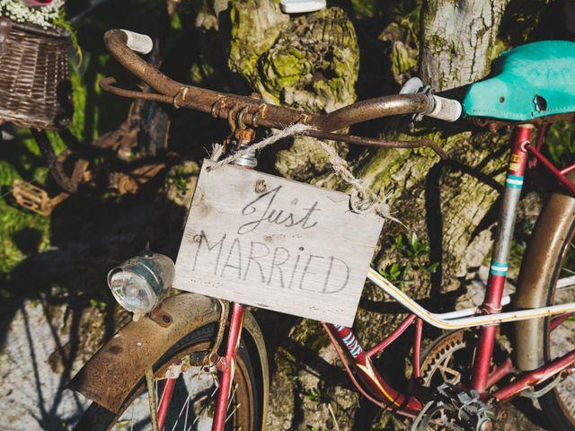 La boda de Rubén y Laura  en Sant Fost De Campsentelles, Barcelona 11