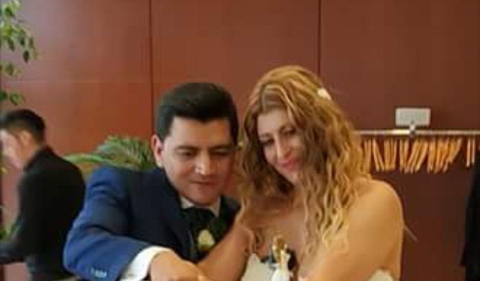 La boda de Renato y Rocio  en Burgos, Burgos