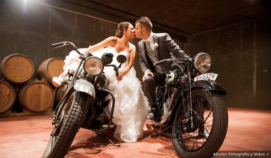La boda de Miguel y Anabel en Vila-seca, Tarragona