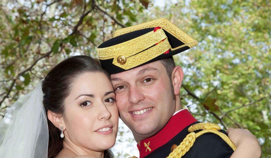 La boda de Alejandro y Raquel en Torrelodones, Madrid