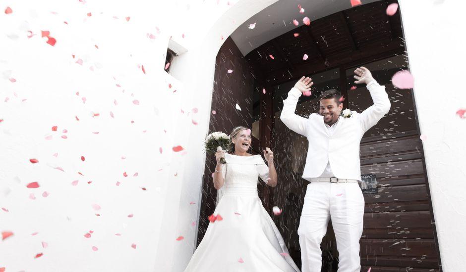 La boda de Pablo y Lorena en Santa Maria (Isla De Ibiza), Islas Baleares