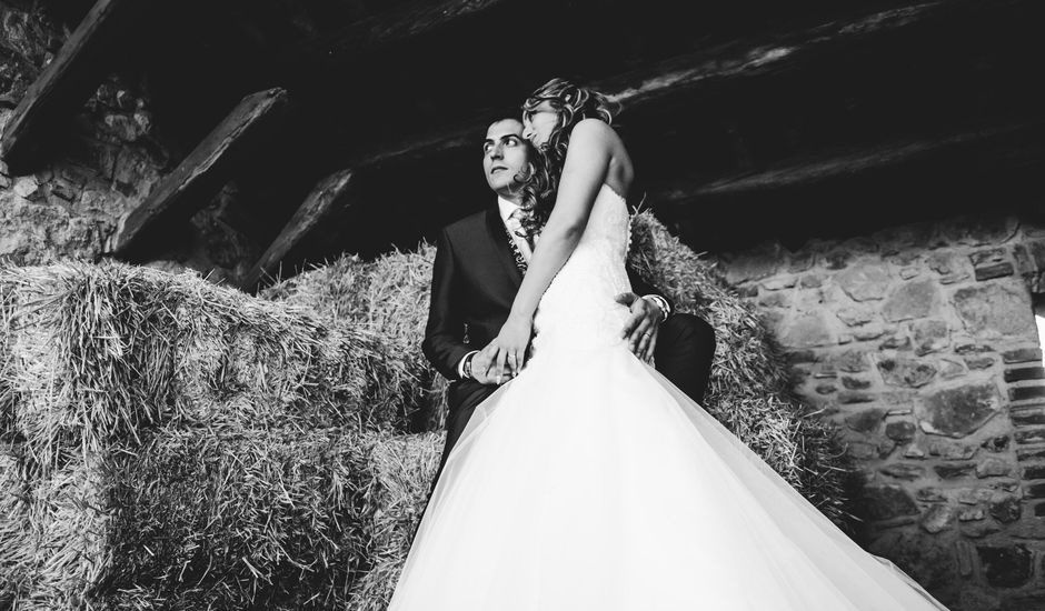 La boda de Rubén y Laura  en Sant Fost De Campsentelles, Barcelona