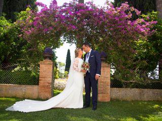 La boda de Veronica y Israel