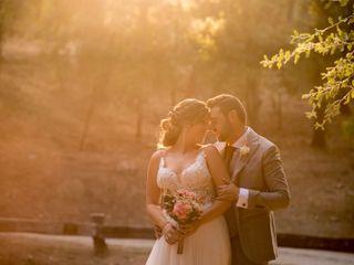 La boda de Sílvia y Arnau
