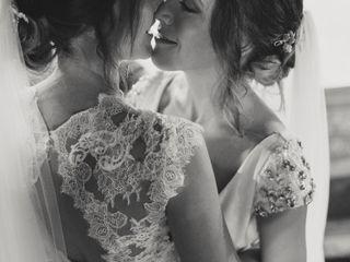 La boda de Inés y Vero