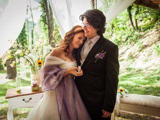La boda de Meritxell y Julián 1