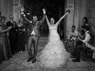 La boda de Rebeca y Aarón