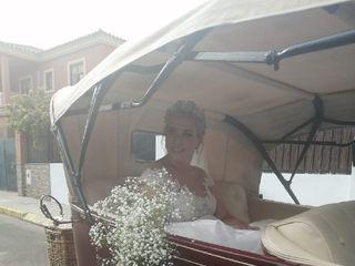 La boda de Laura  y Juanfran  1