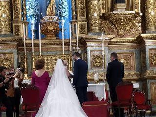 La boda de Laura  y Juanfran  3
