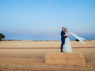 La boda de Miriam y Eduardo
