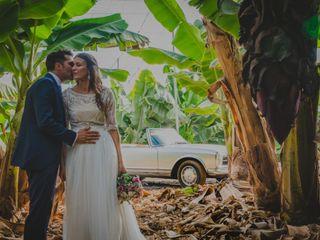 La boda de Aaron y Anabel 2