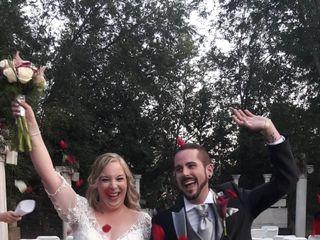 La boda de Daniel y Natalia 1