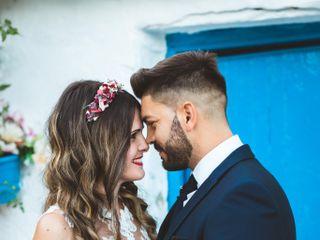 La boda de David y Mari Angeles