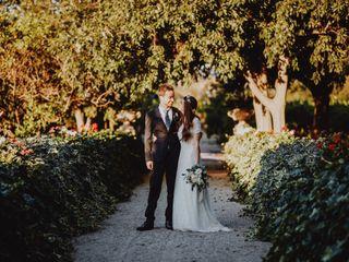 La boda de Ceci y Alba