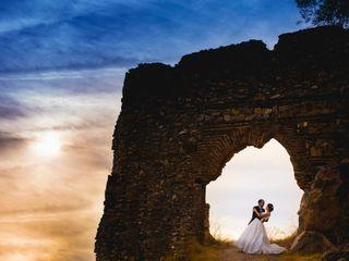 La boda de Alexandra y Vicente