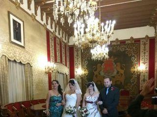 La boda de Noemi y Arantzazu 2