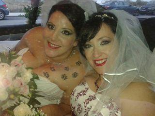 La boda de Noemi y Arantzazu