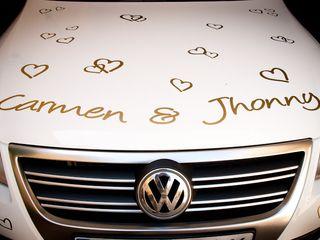 La boda de Carmen y Jhonny 1