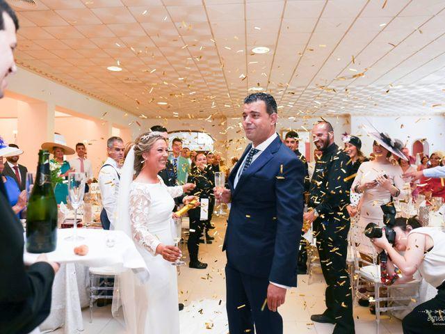 La boda de Israel y Veronica en Constantina, Sevilla 1