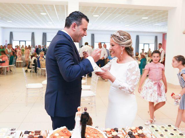 La boda de Israel y Veronica en Constantina, Sevilla 2