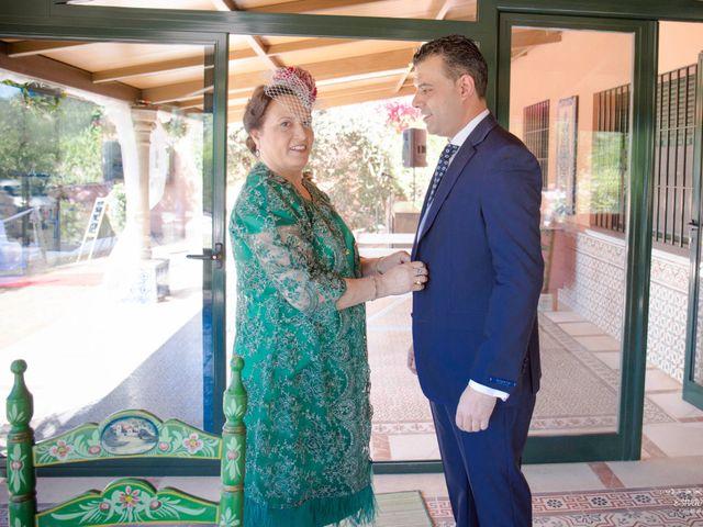 La boda de Israel y Veronica en Constantina, Sevilla 8