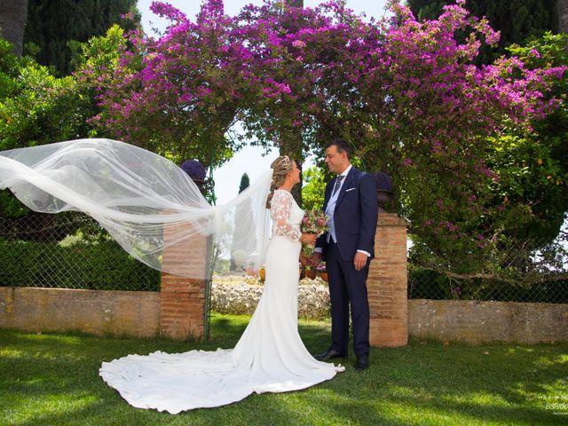 La boda de Israel y Veronica en Constantina, Sevilla 9