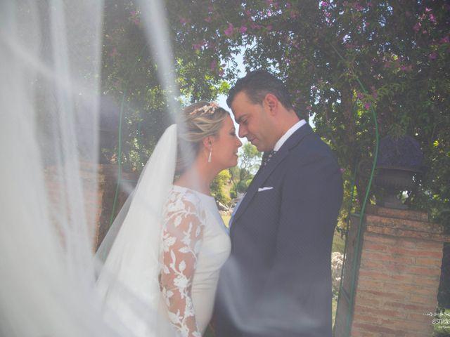 La boda de Israel y Veronica en Constantina, Sevilla 11