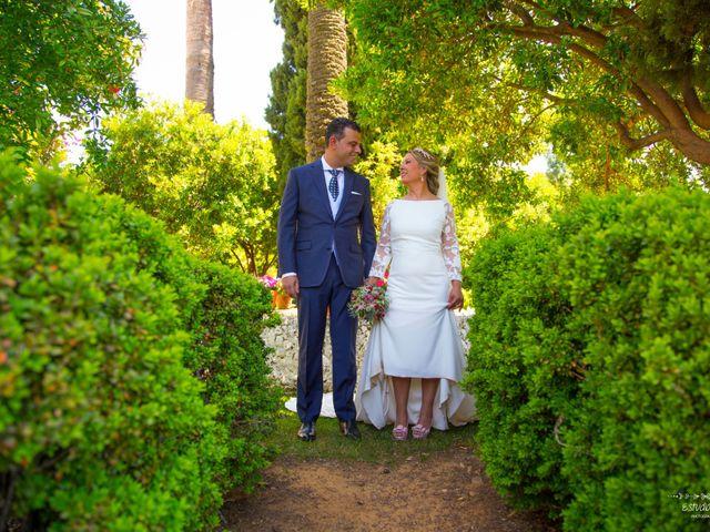 La boda de Israel y Veronica en Constantina, Sevilla 12