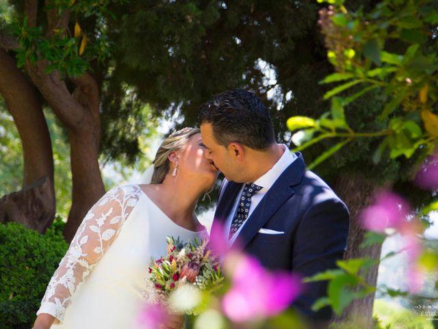 La boda de Israel y Veronica en Constantina, Sevilla 13