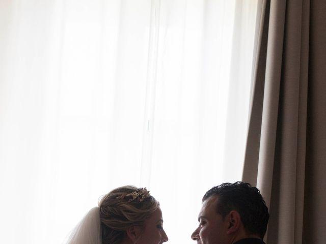 La boda de Israel y Veronica en Constantina, Sevilla 15