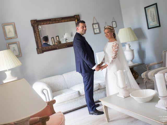 La boda de Israel y Veronica en Constantina, Sevilla 16