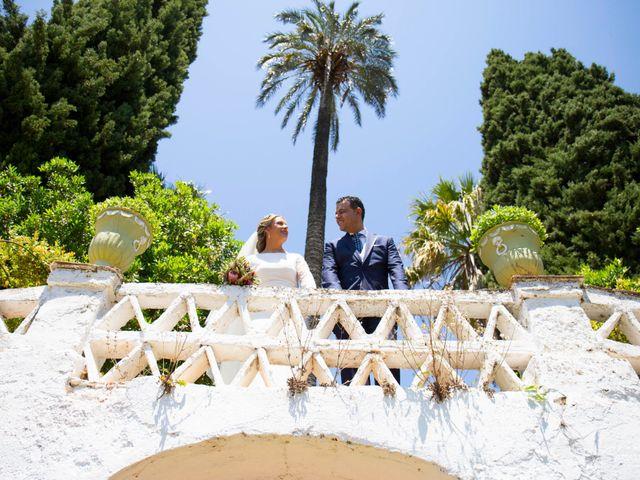 La boda de Israel y Veronica en Constantina, Sevilla 18