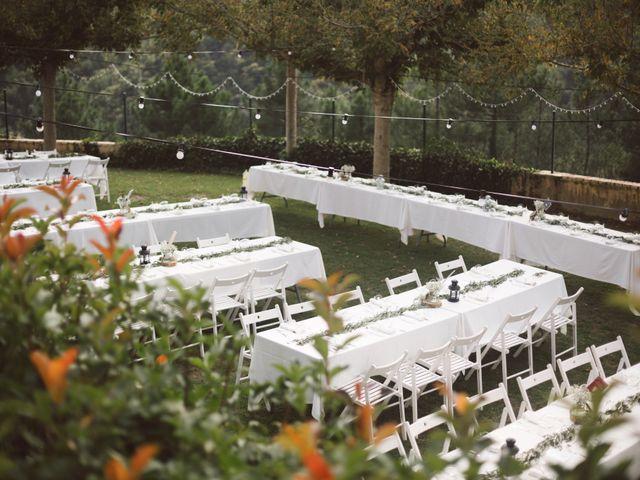 La boda de Matt y Amanda en Estanyol, Girona 1