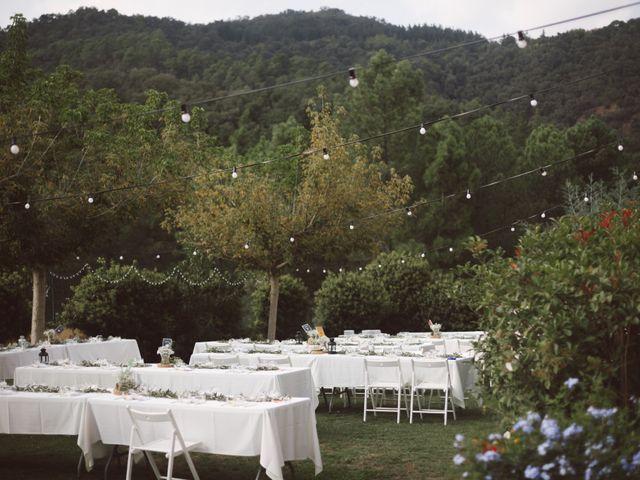 La boda de Matt y Amanda en Estanyol, Girona 5